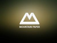 Mountain Paper