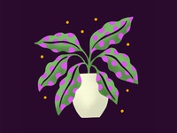 (S)potted plant