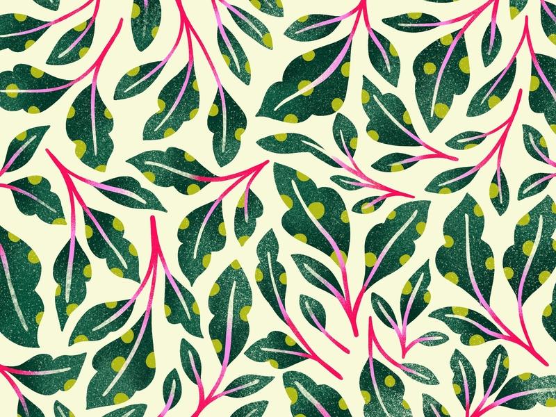 Floral Doodles 02 texture pattern design illustration polkadots floral design plant illustration plant pattern floral illustration floral