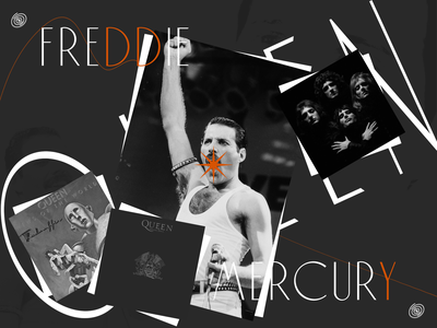 Freddie 2 graphic tipography lux creative new design web ux ui