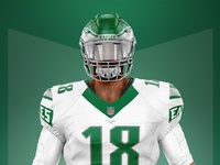 Philadelphia Eagles Uniform Concept