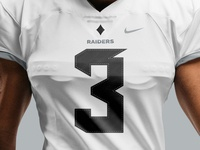Las Vegas Raiders ReBrand Concept