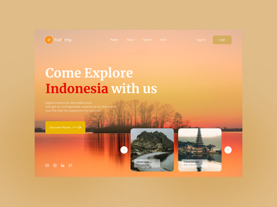 EXPLORING ui productdesign typography ux webdesign design branding
