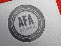 AFA Studios- Branding