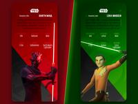 Star Wars UI