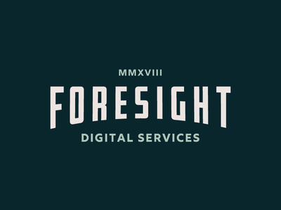 Foresight Digital Services | Unused Mark 01
