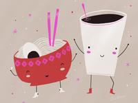 Ramen & Coffee