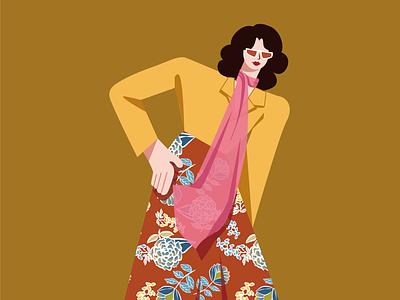 disco design illustration