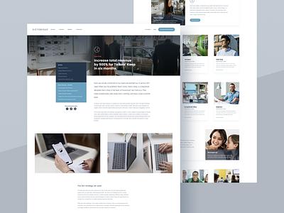 Case Study case design case studies user-interface ux site casestudy website ui design clean