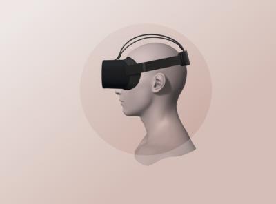 Olleyes VR prompt 3d instruction vr