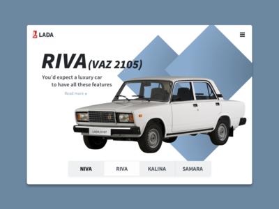 Lada Life Riva