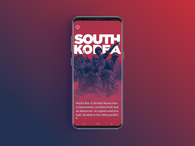 South app cover travel