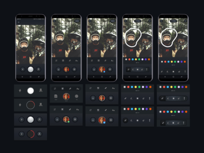 Camera Iterations