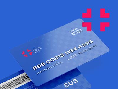 Branding Credit Card SUS credit card logo branding design concept