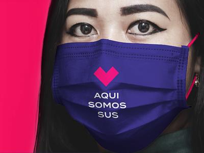Branding SUS design logo branding logo sus desafio do kimura