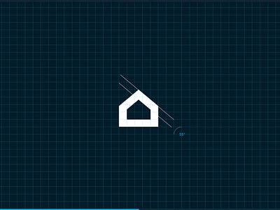 Logo Icon Branding House design house logo logodesign logotype logo design house branding logo
