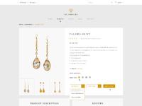 Bejewelry detail