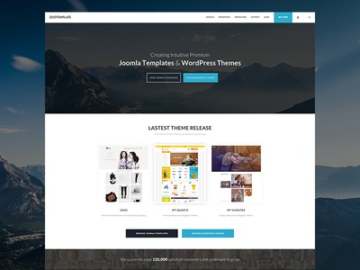 ZooTemplate homepage
