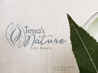 Tessa's Nature -Body Butter Product Banner