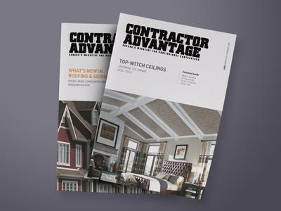 Contractor Advantage Magazine - September/October 2017