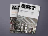 Contractor Advantage Magazine - September/October 2017