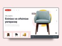 Madeyra furniture shop web design rebranding