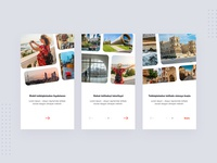 Tourism Application Intro