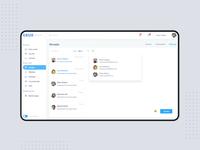 Dashboard message panel