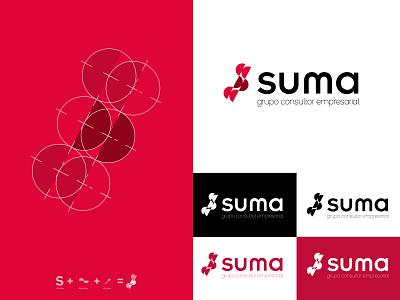 Suma Consulting Group brand design brandidentity logo rebranding identitydesign identity design branding