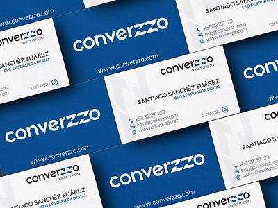 Converzzo Brand Identity identity design brand design identitydesign logodesign logo branding