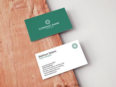 Business Card logo photoshop business card business logo typography vector minimal branding illustration design