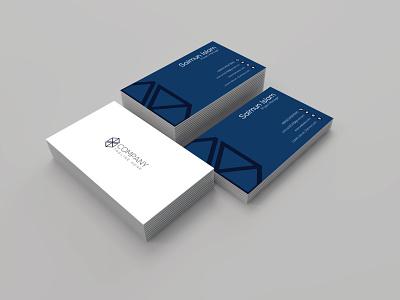 Business Card logo business logo typography vector minimal branding illustration design