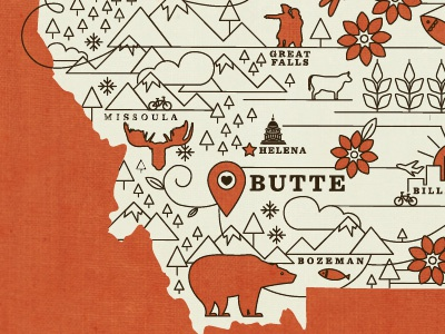 Montana - Save The Date
