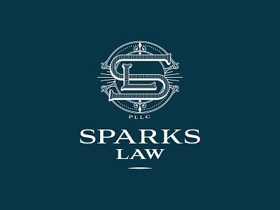 Lawyer Logo monogram legal lawyer logo