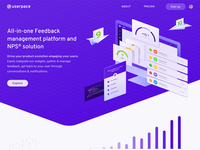 Userpace - Landing Page NPS®