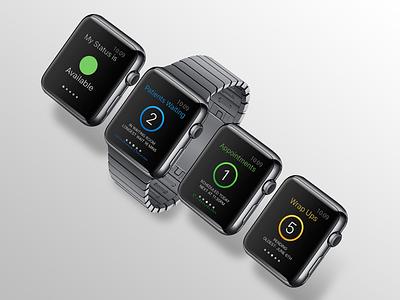 Telehealth Apple Watch App apple watch health doctor appointments status mobile wearable watch