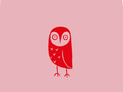 🦉 wol texture illustration tawit-tawoo owl