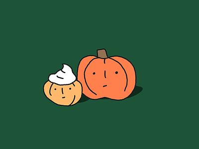 PSL season psl illustration addict starbucks autumn fall pumpkin spice