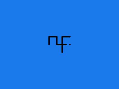 Renato Filgueiras logo concept rf monogram branding identity logo logotype
