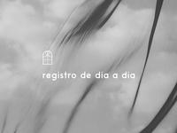 Logotype - Registro de dia a dia