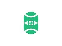 Tennis ball | Eye | News | Logo design