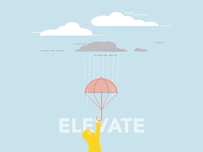 Elevate illustration