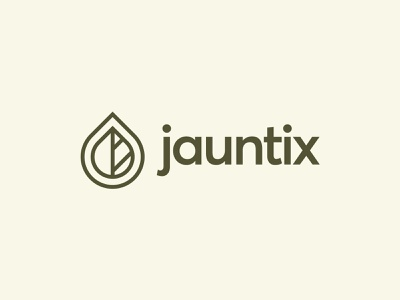 jauntix - Logo Concept minimallogo logosai logoinspire logolounge design logonew logoplace logogrid logodesigner branding design