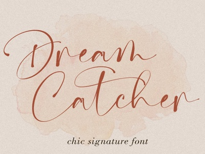 Dream Catcher Font signature fonts signature font signature handwritten handwriting elegant sans serif calligraphy logo font resources display design font awesome font family font design modern calligraphy fonts script fonts calligraphy fons font
