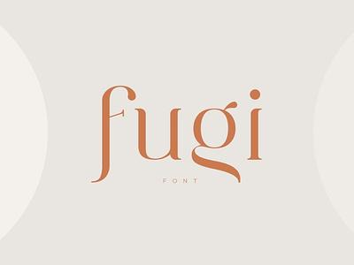 Fugi Font fonts collection font family font design typography typeface lettering calligraphy elegant stylish classy serif serif fonts modern fashion font modern fashion serif modern font modern fashion font fashion fonts font