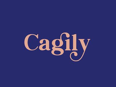 Cagily Display Font luxury display font stylish magazine fashion display advertising branding logo lettering typography minimalist typeface unique serif sans serif elegant modern classy fonts