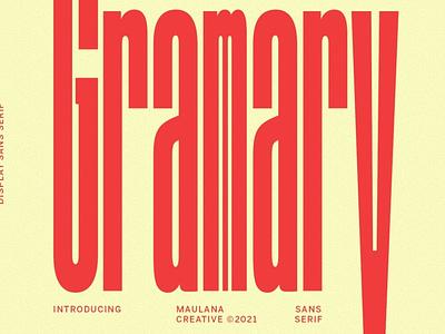 Gramary Compressed Sans Font display font luxury fashion display advertising branding logo lettering typography typeface minimalist unique serif font serif sans serif elegant modern classy fonts font