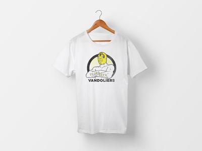 Luchador Shirt Mockup