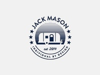 Jack Mason Airstream badge