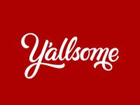 Y'allsome Logo Final